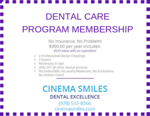 Leominster Dentist | Dental Patient Coupons