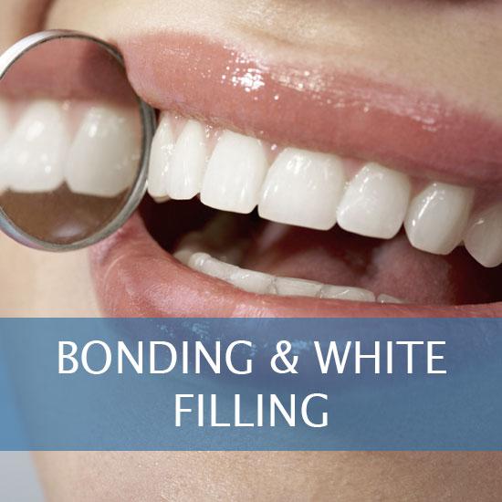 Bonding and White Filling